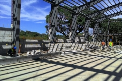 Masonry Works- AES Employee Housing Facilities