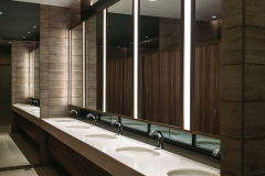 Rehabilitation of Toilets including Hallways